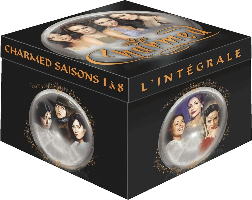 Charmed - Les Intégrales des saisons 1, 2, 3, 4, 5, 6, 7, 8